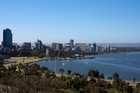 Perth already runs more than 100km along the West Australian coastline. Photo / Thinkstock