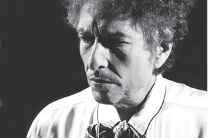 Bob Dylan will be heading our way shortly. Photo / Supplied