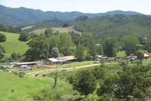The Farm's laid