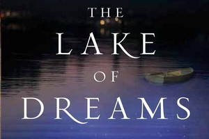 The Lake of Dreams book cover. Photo / Supplied