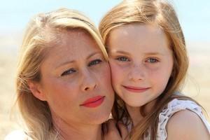 Margarita Politis and daughter Isabella. Photo / Janna Dixon
