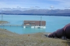 Meridian Energy's assets include the Tekapo A and B power stations in the Mackenzie Country. Photo / Supplied