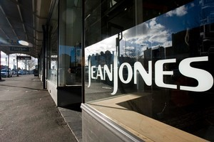 Photo / Richard Robinson. Rockforte Finance was the lender to failed retailer Jean Jones.