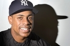 New Zealanders may not have heard of him, but Curtis Granderson is a superstar. Photo / Paul Estcourt