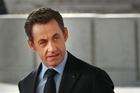 Nicolas Sarkozy is a passionate defender of the single European currency. Picture / AP