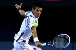Novak Djokovic. Photo / Getty Images