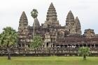 Angkor Wat. Photo / Jim Eagles
