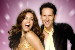 Brendan Cole (right) from  Strictly Come Dancing . Photo / Supplied