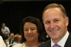 PM John Key made his state-of-the-nation speech today and has announced plans to sell off parts of state assets and cut back on the rate of Government spending.