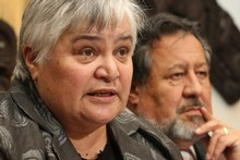 Maori Party co-leaders Tariana Turia and Pita Sharples. File photo / Mark Mitchell