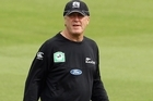 Black Caps' coach John Wright. Photo / Getty Images