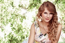 Taylor Swift has launched her own fragrance called Wonderstruck, a wholesome fairytale scent reminiscent of her song, Love Story. Photo / Supplied
