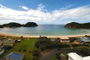It's been an awful four or five years since the coastal holiday property bubble burst and a recovery seems far away.Photo / Supplied