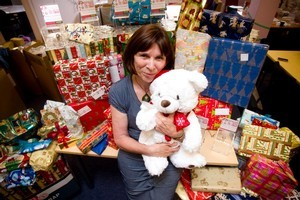 Diane Robertson asks gift-buyers not to forget teenage boys. Photo / Dean Purcell.