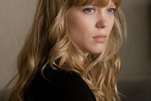 Ghost Protocol is French actress Lea Seydoux's first action role. Photo / Supplied