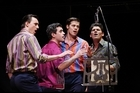 Jersey Boys. Photo / Supplied