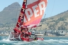 CAMPER with Emirates Team New Zealand, skippered by Chris Nicholson. Photo / Supplied