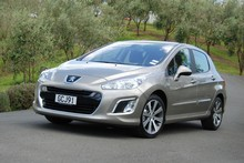 Peugeot's 308 offers new features for less money.