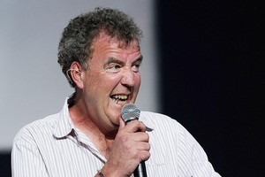 Jeremy Clarkson's outrageous outbursts occur whenever he has a new book or DVD on the market. Photo / Supplied