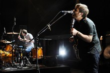 The Black Keys let loose on El Camino in a carefree and joyous way. Photo / AP