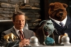The evil oil man Tex Richman, played by Chris Cooper, in Disneys The Muppets is an attempt to push a liberal agenda on young audiences. Photo / AP