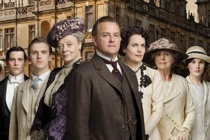The cast of Downton Abbey. Photo / Supplied