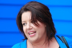 Cabinet minister Paula Bennett has lost her Waitakere electorate seat. Photo / Steven McNicholl