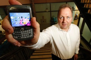 Xero founder Rod Drury has signed on foundation customers such as Reannz, Vodafone and iiNet. Photo / Getty Images