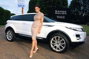Victoria Beckham influenced the design of the Range Rover Evoque. Photo / Supplied