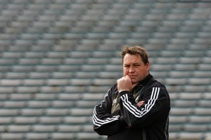 Steve Hansen. Photo / Brett Phibbs