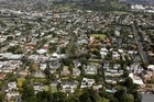 Aerial over Remuera. Photo / Herald on Sunday