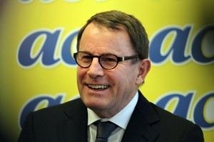 John Banks was was drawing attention away from his stint as a Cabinet minister for National. Photo / Janna Dixon
