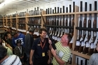 David Tipple, CEO, Gun City. Photo / APN