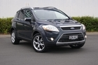 The Ford Kuga. Photo / Supplied