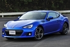 The BRZ deviates from Subaru's range by being rear wheel drive. Photo / Supplied
