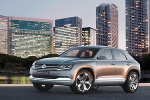 VW Cross Coupe. Photo / Supplied