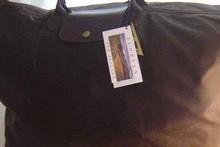 Florian folding travel bag. Photo / Supplied