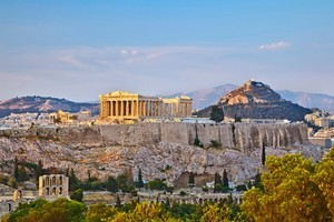 Athens' Acropolis at sunset. Greece's Government is doing its best with the limited resources available, upgrading services and amenities at nearly 200 archaeological sites and museums to encourage repeat visitors. Photo / Thinkstock