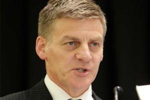 Finance Minister Bill English. Photo / NZPA