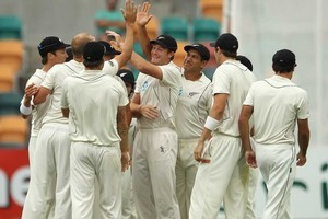 The Black Caps. Photo / Getty Images