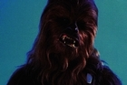 Chewbacca is set to make a guest appearance on Glee. Photo / Supplied