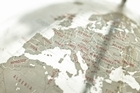 Europe may seem far away on the world map, but it's much closer to us when it comes totrade and economics.Photo / Thinkstock