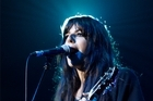 New Zealand singer-songwriter Brooke Fraser has worked extensively for charities, particularly World Vision. Photo / Richard Robinson