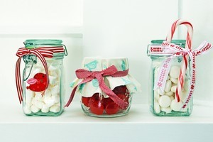 Lolly jars for those with a sweet tooth. Photo / Doug Sherring