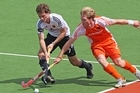Oskar Deecke of Germany (L) and Klaas Vermeulen of Netherlands. Photo / Getty Images
