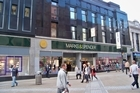 Major chains like Marks & Spencer are running promotions to lure shoppers in. Photo / Mtaylor848