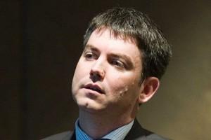 Ian Purdy of ACC. Photo / Greg Bowker