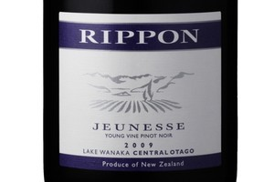 2009 Rippon Jeunesse Young Vine Pinot Noir, $38-$39. Photo / Supplied