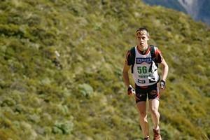 New Zealand runner James Kuegler.  Photo / Supplied