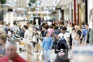 Optimism has fallen in the latest consumer confidence research. Photo / Herald on Sunday